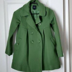 Gap girl Pea coat